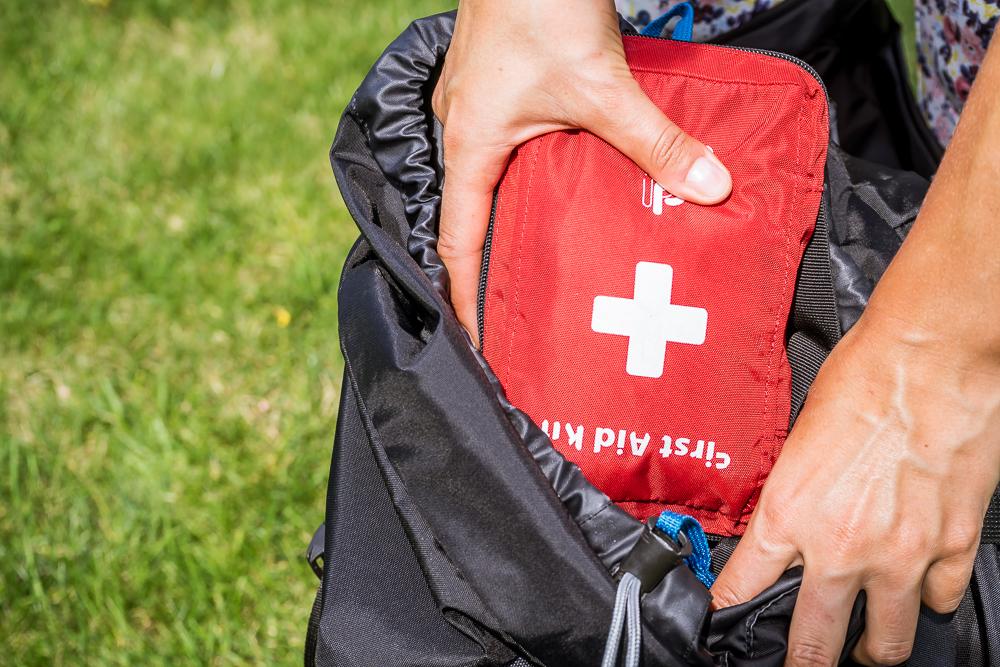 Co byste měli mít v batohu vždy a pořád