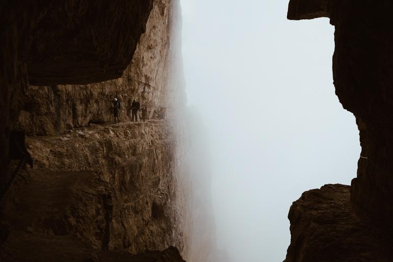 Jak se chovat na horách? Prostě s pokorou