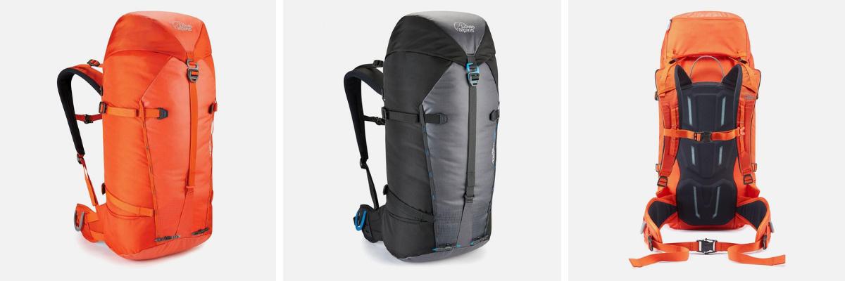 9+1 věc, kterou zabalíte do batohu Alpine Ascent 40:50